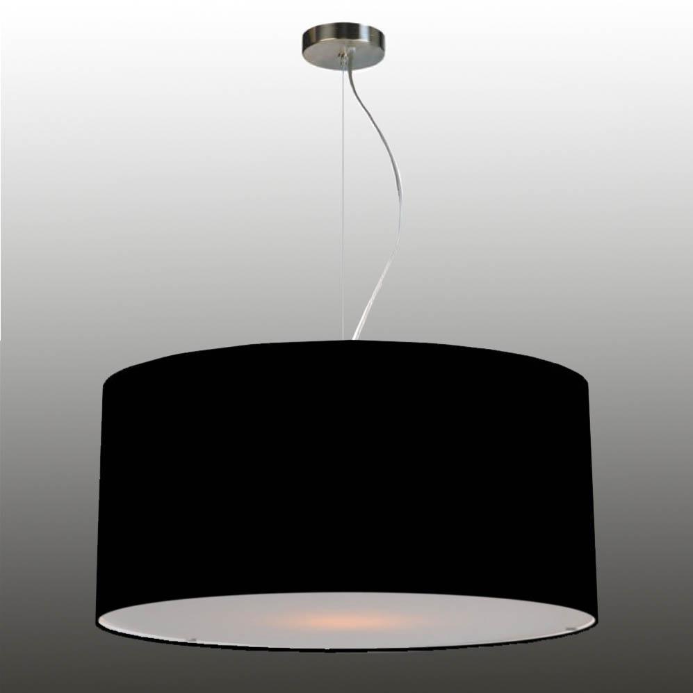 pendelleuchte simple round two 50 schwarz online shop direkt vom hersteller. Black Bedroom Furniture Sets. Home Design Ideas