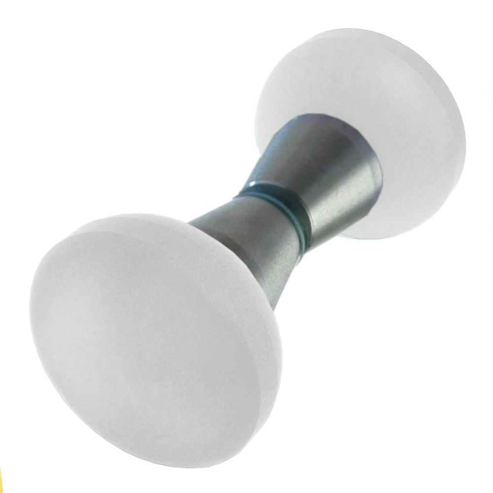 Griffe Duschtür 40mm Set