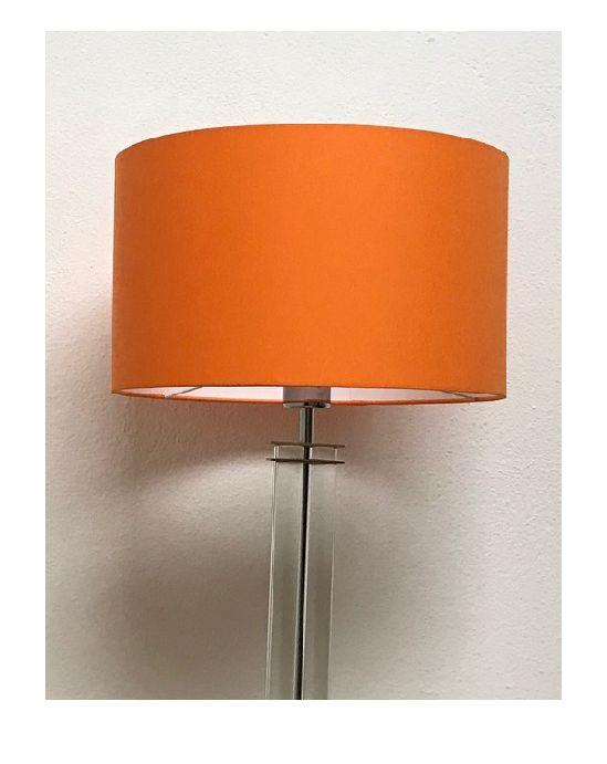Lampenschirm Kurkuma rund 35*20cm