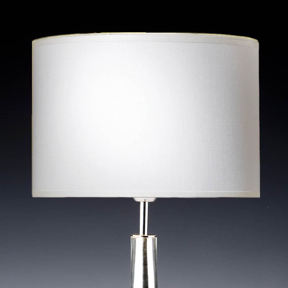 lampenschirm wei rund 30 x 20 cm online shop direkt vom hersteller. Black Bedroom Furniture Sets. Home Design Ideas