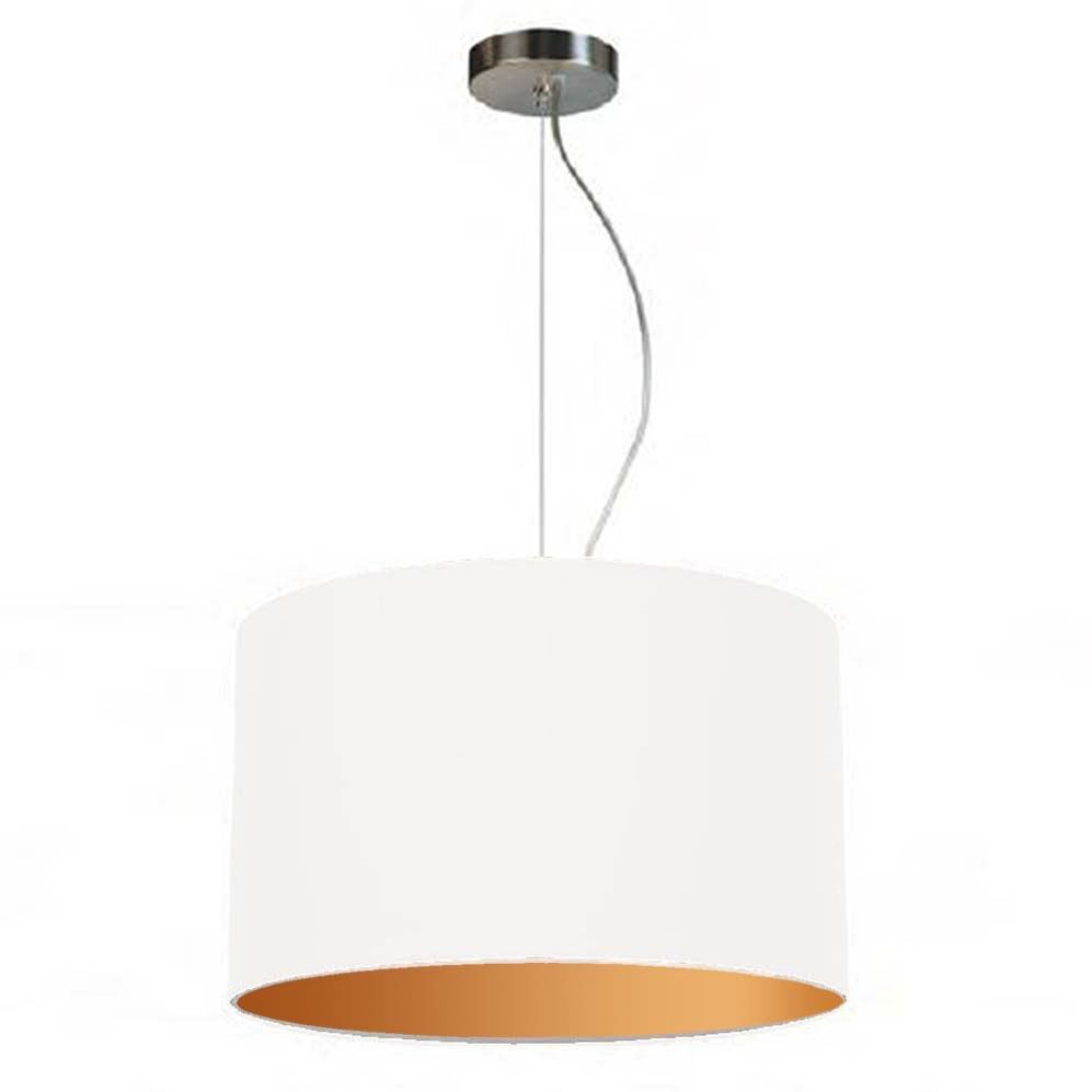 pendelleuchte simple round two 35 wei gold online shop. Black Bedroom Furniture Sets. Home Design Ideas