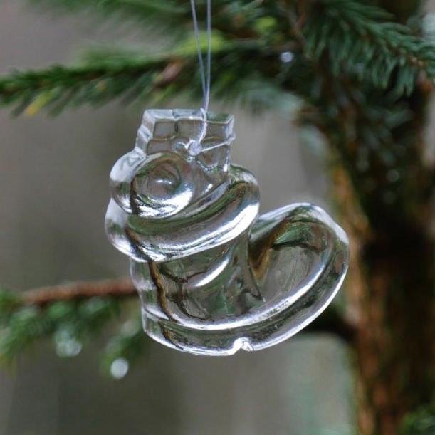 """Weihnachtsanhänger """"Stiefel"""""""