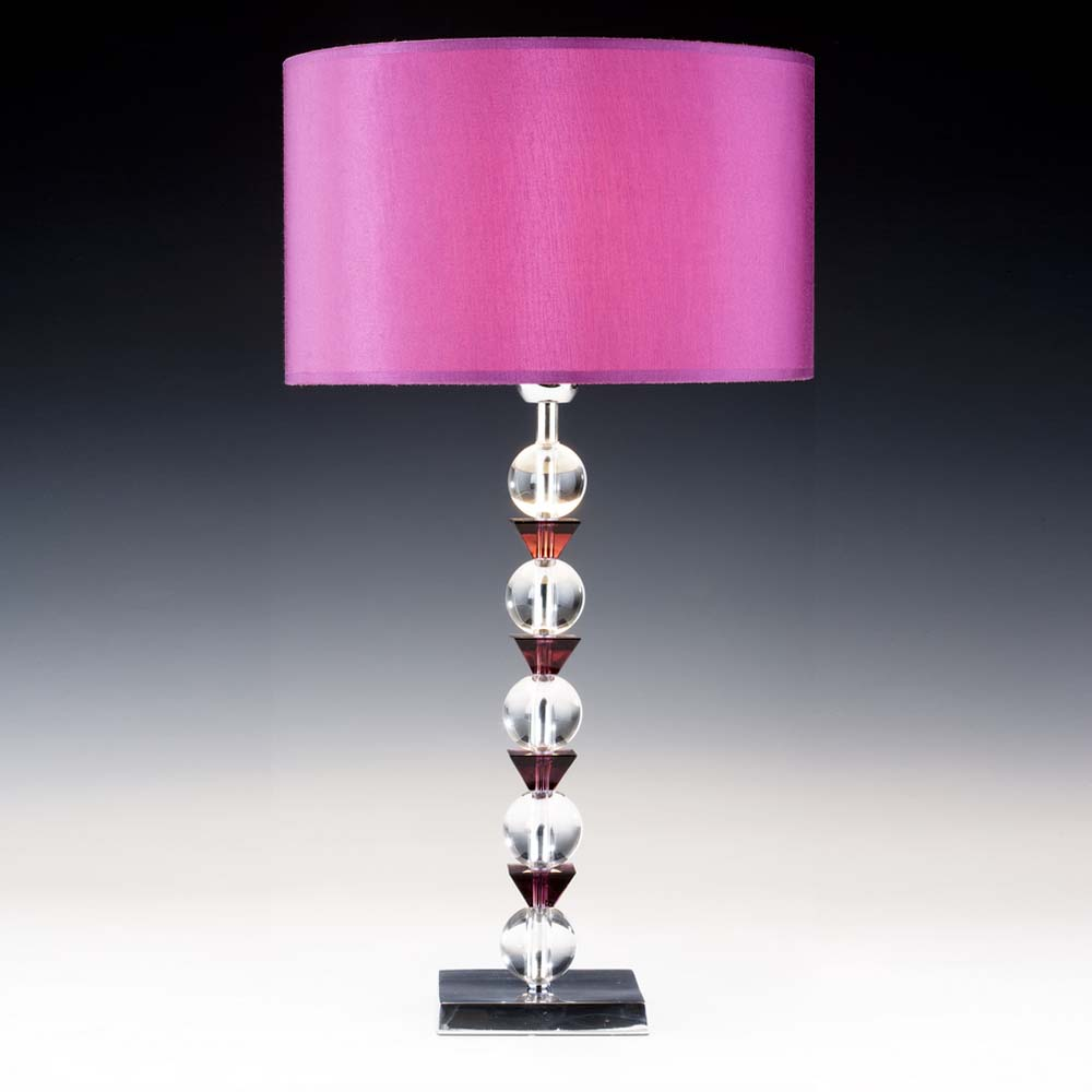 tischleuchte pyraballs online shop direkt vom hersteller. Black Bedroom Furniture Sets. Home Design Ideas