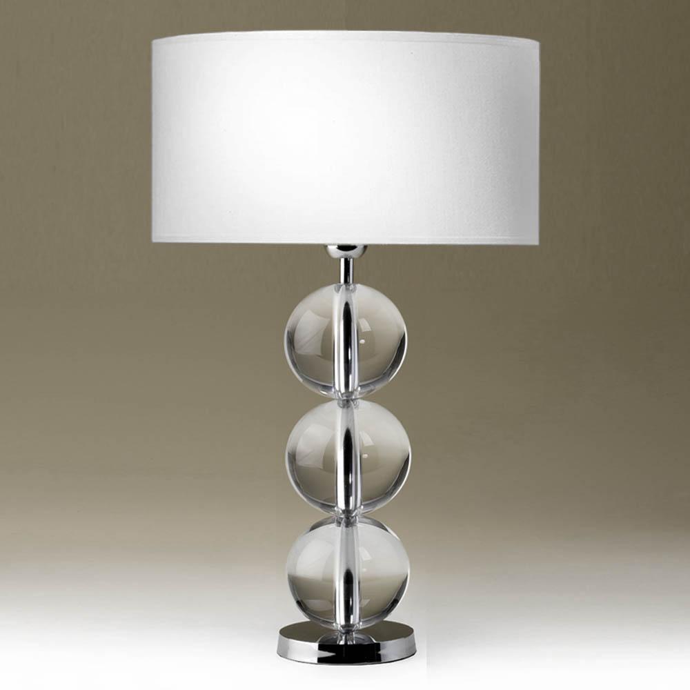 tischleuchte solid balls two 120 online shop direkt vom hersteller. Black Bedroom Furniture Sets. Home Design Ideas