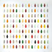 Wandleuchte JELLY BABY PANEL