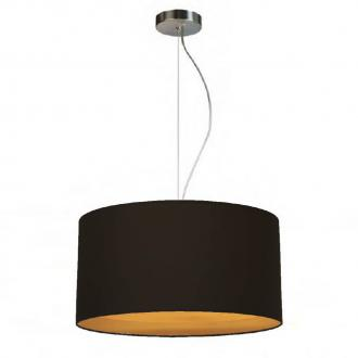 Pendelleuchte SIMPLE ROUND TWO 40 schwarz gold