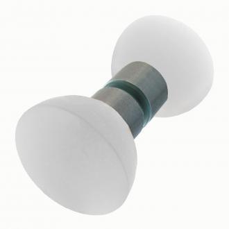 Griff Duschtür 40mm Set