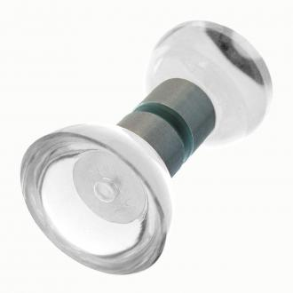 Duschtürgriffe 40mm Set