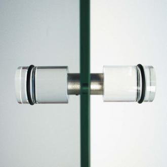 Duschtürgriffe 35mm Set