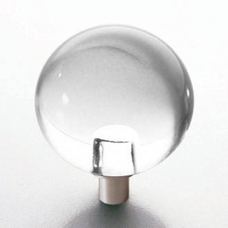 Möbelknopf Glaskugel 30mm