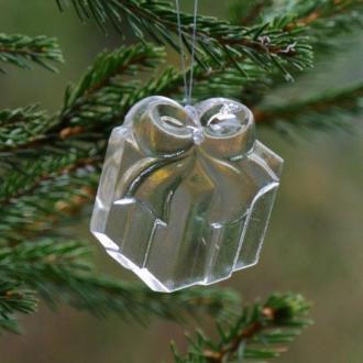 "Weihnachtsanhänger ""Päckchen"""