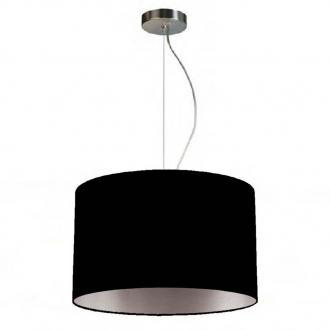 Pendelleuchte SIMPLE ROUND TWO 35 schwarz silber