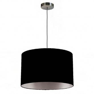 Pendelleuchte SIMPLE ROUND ONE 35 schwarz silber