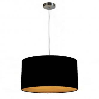 Pendelleuchte SIMPLE ROUND ONE 40 schwarz gold
