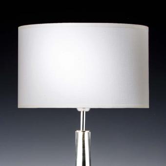 Lampenschirm weiß rund 35 x 20 cm