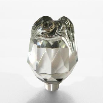 Möbelknopf Rose 15mm