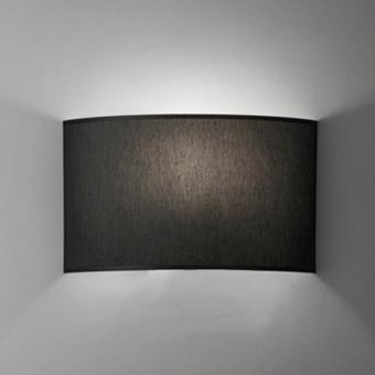 Wandleuchte SIMPLE HD schwarz