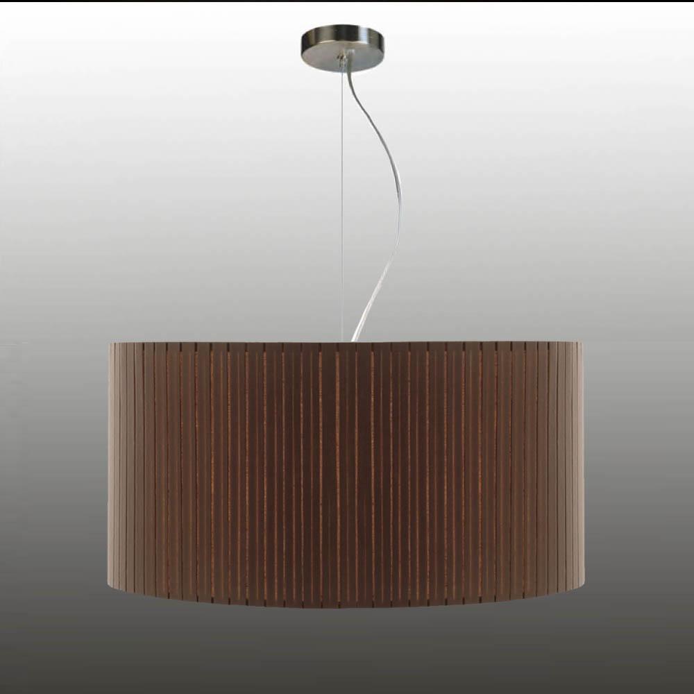 lampenschirm braun rund plissee 40 x 20 cm online shop direkt vom hersteller. Black Bedroom Furniture Sets. Home Design Ideas