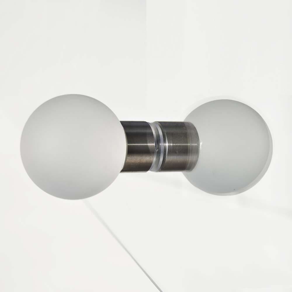 kugelgriff duschabtrennung 60mm set online shop direkt vom hersteller. Black Bedroom Furniture Sets. Home Design Ideas