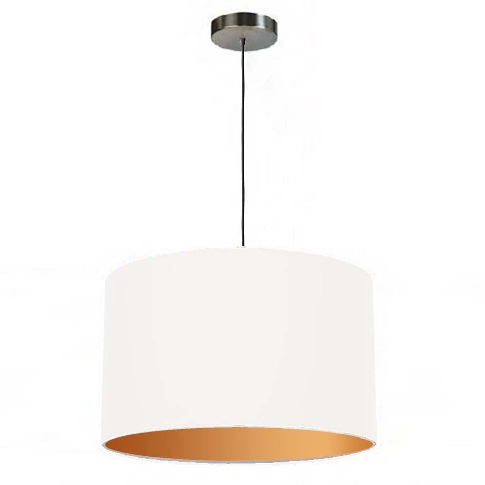 pendelleuchte simple round one 35 wei gold online shop. Black Bedroom Furniture Sets. Home Design Ideas