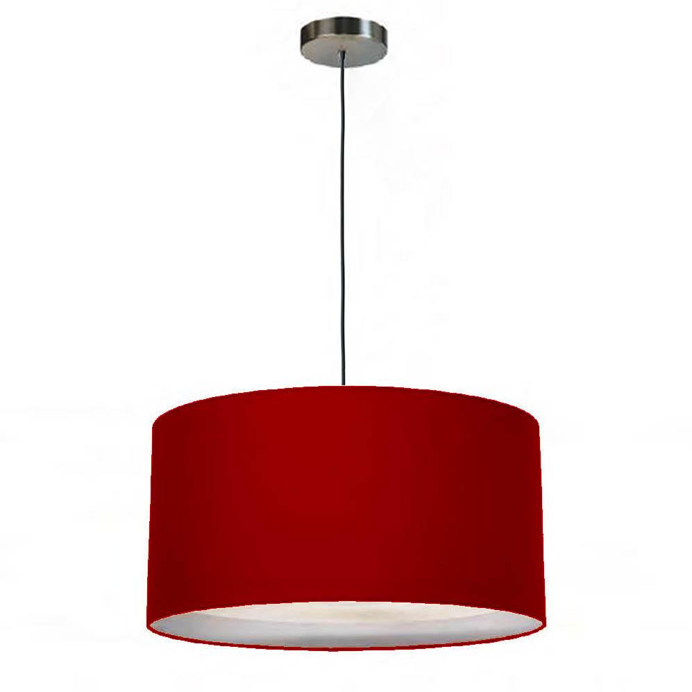 pendelleuchte simple round one 40 rot online shop direkt. Black Bedroom Furniture Sets. Home Design Ideas
