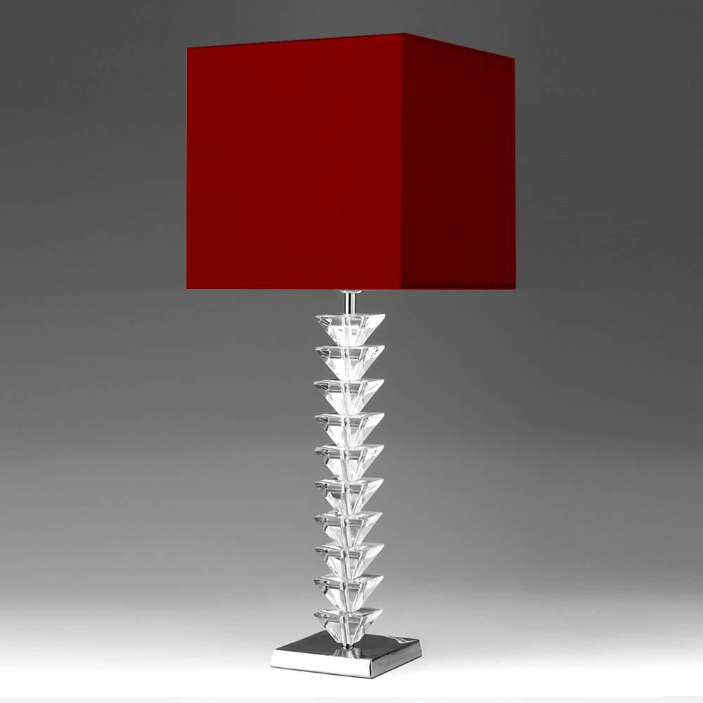 tischleuchte pyramids online shop direkt vom hersteller. Black Bedroom Furniture Sets. Home Design Ideas