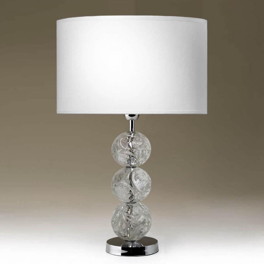 tischleuchte glaskugeln glas pendelleuchte modern. Black Bedroom Furniture Sets. Home Design Ideas