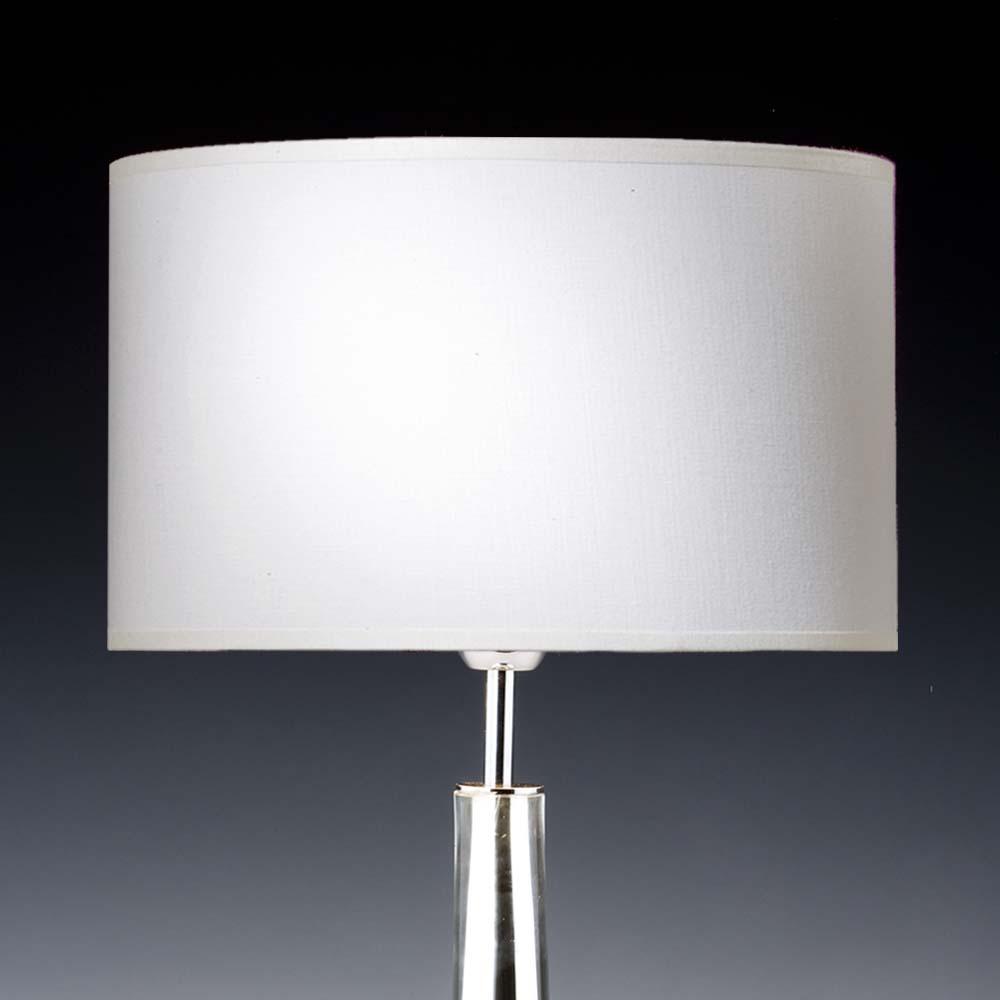 lampenschirm weissgold rund    cm  shop direkt